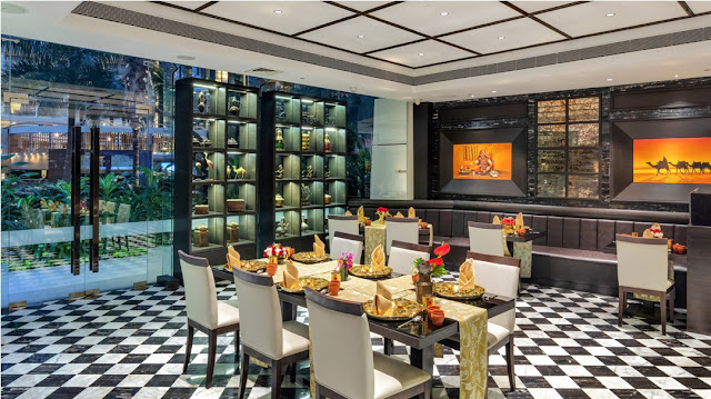 "Hotel Sahara Star launches their Palatable Thali Restaurant ""Manuhaar"""