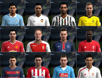 Option File PES 2013 untuk SUN Patch 5.0 update 17 Juli 2016