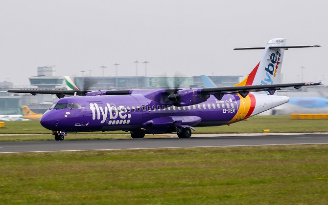 UK Airline Flybe Collapses  in Wake of Coronavirus,Stranding Passengers.