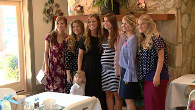 Tori Bates baby shower Kade Smith