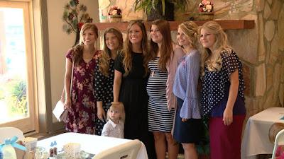 Tori Bates baby shower Kade Smith