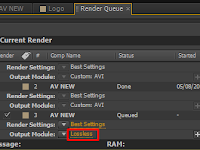 Cara Render After Effect Dengan Audio