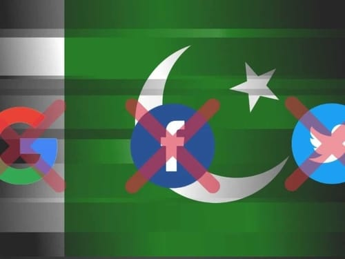 Tech companies have threatened to leave Pakistan due to censorship