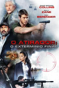 O Atirador: O Extermínio Final Torrent – BluRay 720p/1080p Dual Áudio