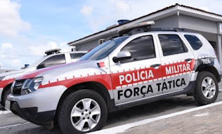 Polícia captura foragido do Rio Grande do Norte na Paraíba