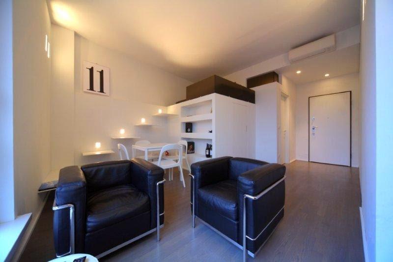 Interior Relooking 30 Mq Di Comfort Come Ristrutturare Un Monolocale
