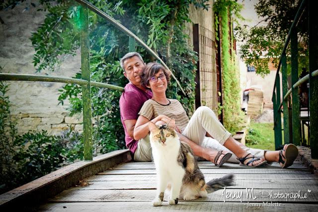 photographe portrait  couple  Aizenay, Les Sables d'olonne, La Tranche sur Mer