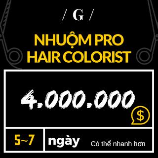 [HỌC NHUỘM TÓC] CHINH PHỤC 15 BƯỚC ĐỂ TRỞ THÀNH CHUYÊN GIA MÀU NHUỘM HAIR COLORIST