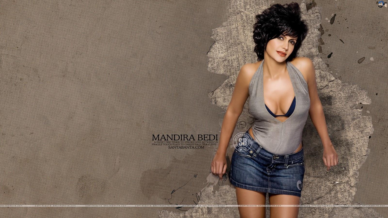 Sexy Pics Of Mandira Bedi