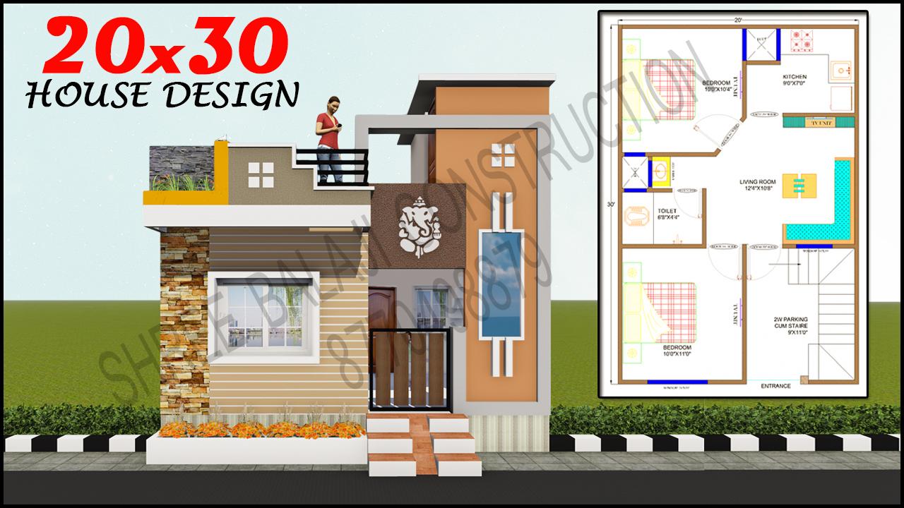 20X30 HOUSE CONSTRUCTION IN UJJAIN - SHREE BALAJI ...