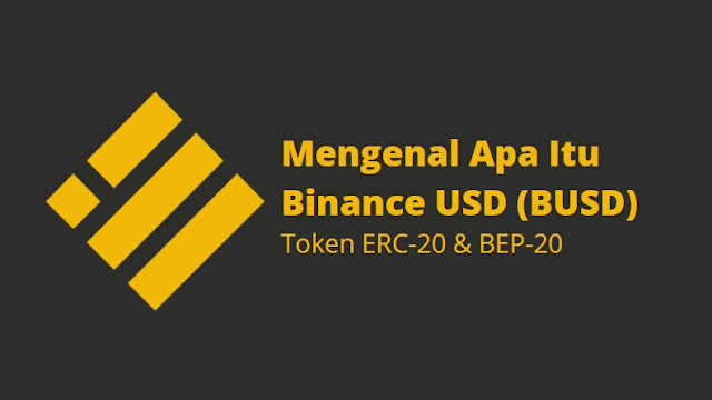 Gambar Logo Binance USD (BUSD)