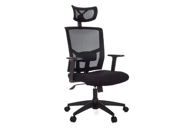 Cadeira Para Escritório Giratória Anima Preto