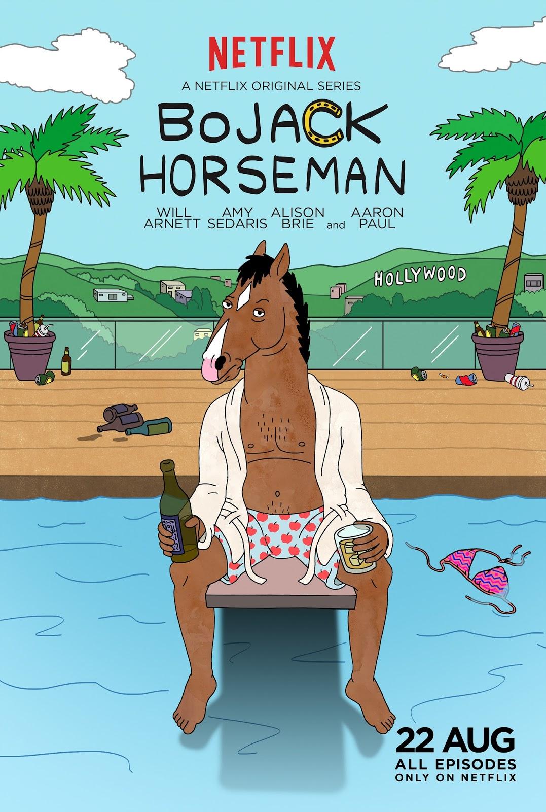 BoJack Horseman (2014–) ταινιες online seires xrysoi greek subs