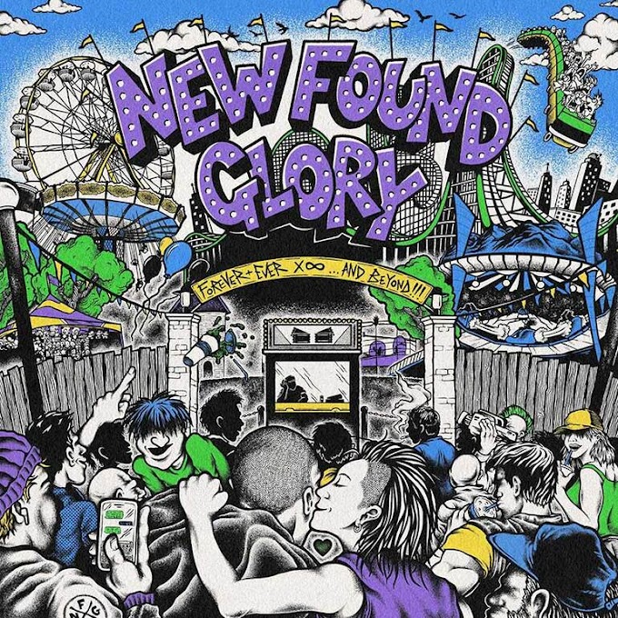 """New Found Glory release video for new song """"The Last Red-Eye"""""""