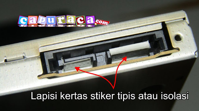 ganti cd room laptop, mengatasi kerusakan cd room laptop