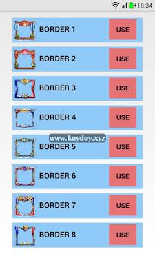 Cara Mendapatkan Semua Border Avatar Mobile Mobile Legends Gratis