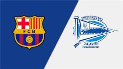 تعرف على معلق مباراة برشلونة وألافيس اليوم كورة 4 جول في الدوري الإسباني