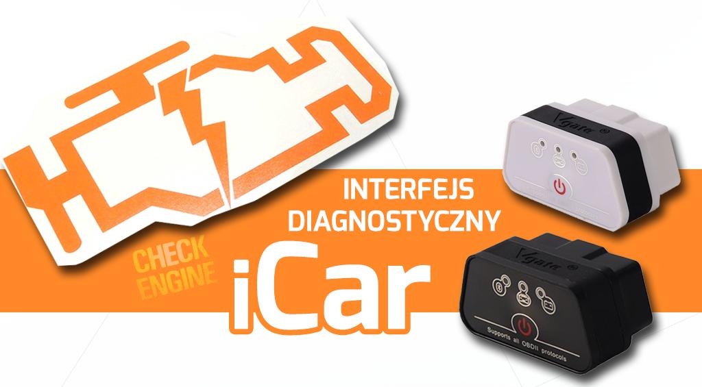 interfejs diagnostyczny iCar