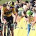 CICLISMO 8ª ETAPA  Tom Dumoulin abandona La Vuelta a ESPAÑA