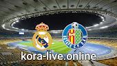 باراة خيتافي وريال مدريد بث مباشر بتاريخ 18-04-2021 الدوري الاسباني