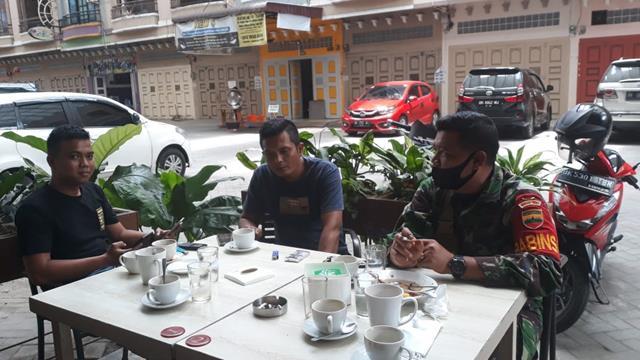 Jalin Silaturahmi, Personel jajaran kodim 0207/Simalungun Laksanakan Komunikasi Sosial Diwilayah Binaan
