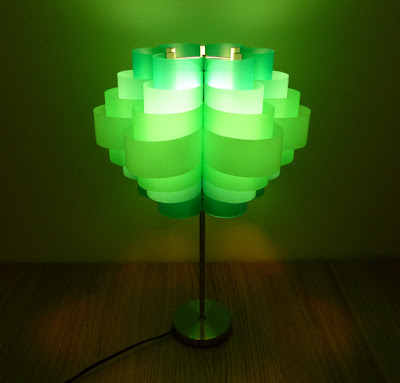 Creative Reused Lamps and Light Designs (40) 13