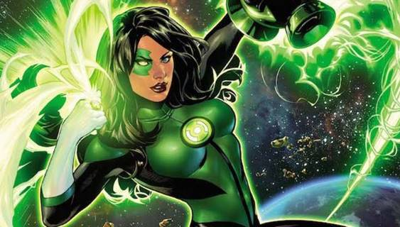 anggota terkuat green lantern wanita dc comics