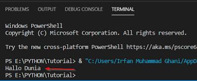 Cara Install Python di Windows