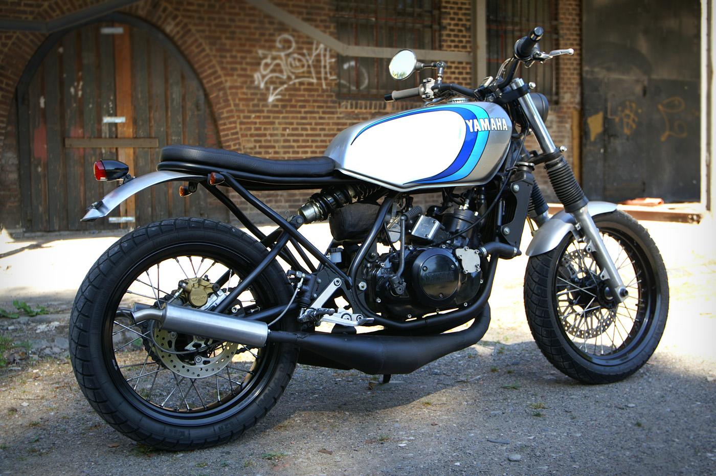 MotoGp: Yamaha RD 350LC Special