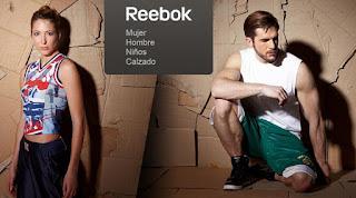 Ropa deportiva Reebok