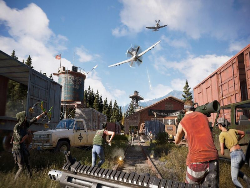 Far Cry 6 PC Game Free Download