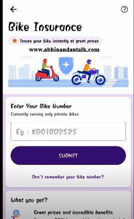 how to pay bike insurance in phonepe