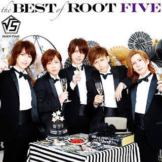 root five the best of root five album otaku world. Black Bedroom Furniture Sets. Home Design Ideas