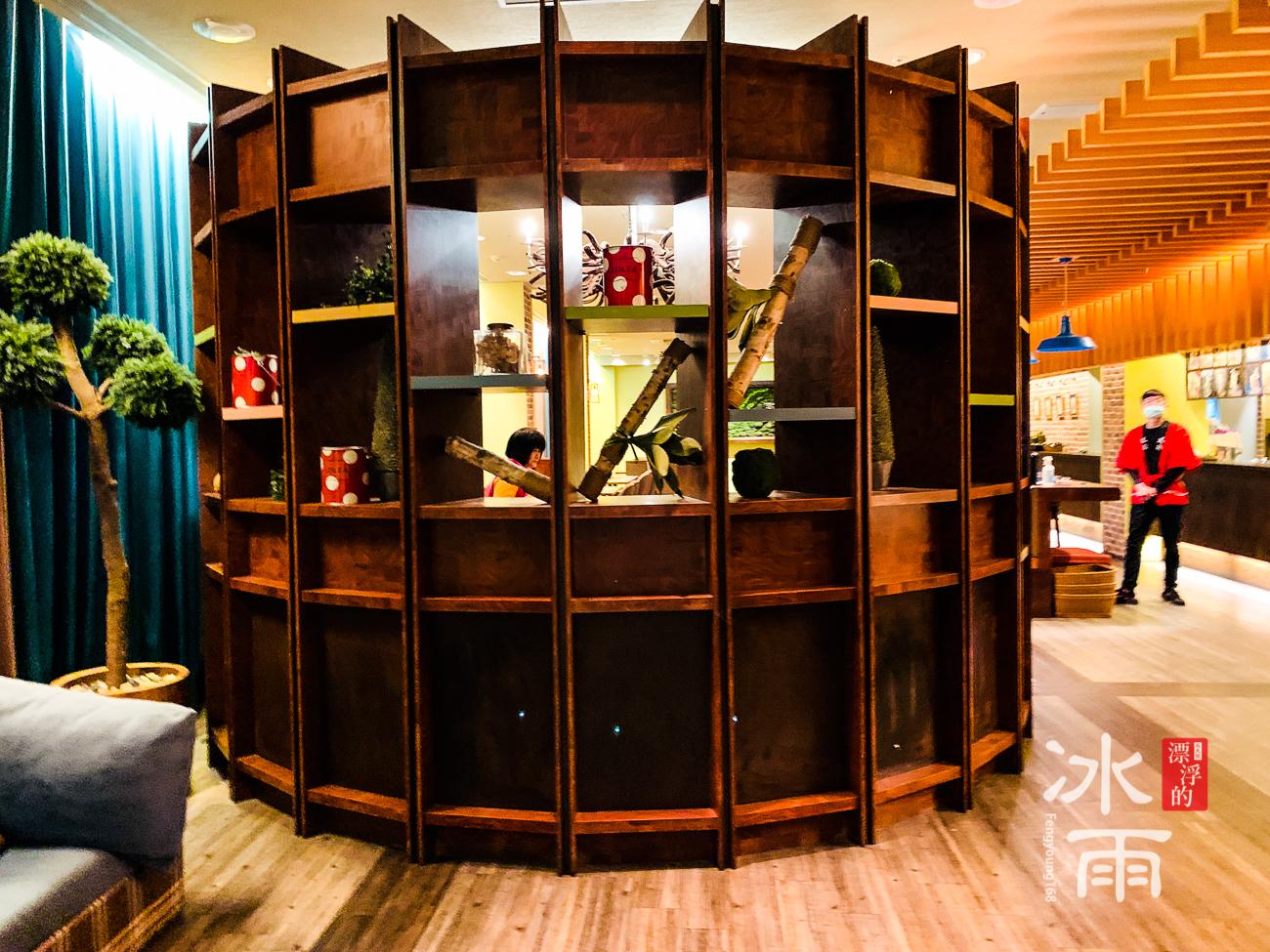 陽明山天籟渡假酒店|餐廳造型