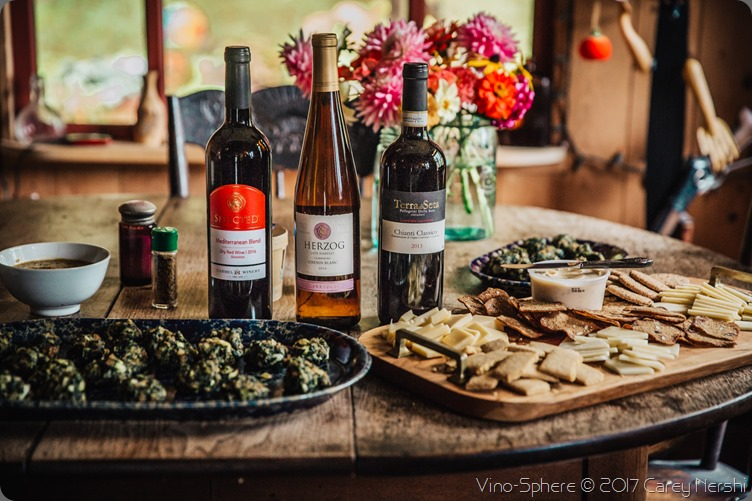 Kosher wines - Photo by Carey Nershi