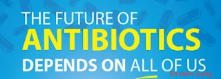 Future of antibiotics depends on us