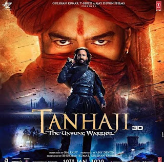 Tanhaji Hindi Full Movie Download