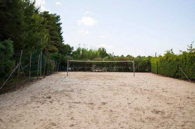 Beach volley-Vivosa Apulia resort