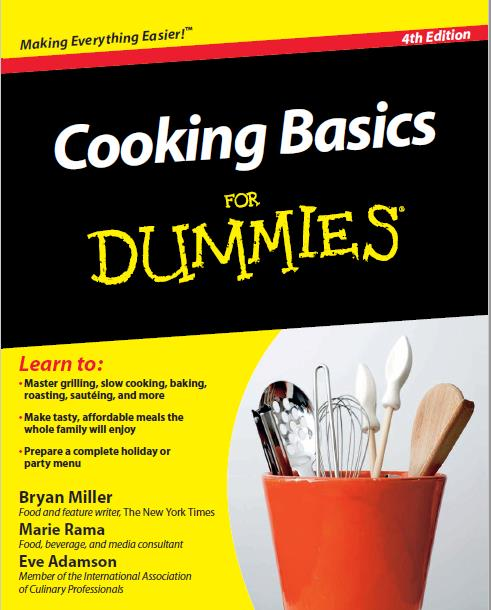 Cooking Basics For Dummies®, 4th Edition