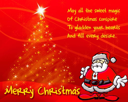happy christmas wishes