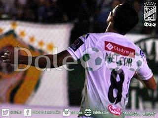 Oriente Petrolero - Alejandro Meleán - Oriente Petrolero vs Santa Fe - Copa Libertadores - DaleOoo.com sitio del Club Oriente Petrolero
