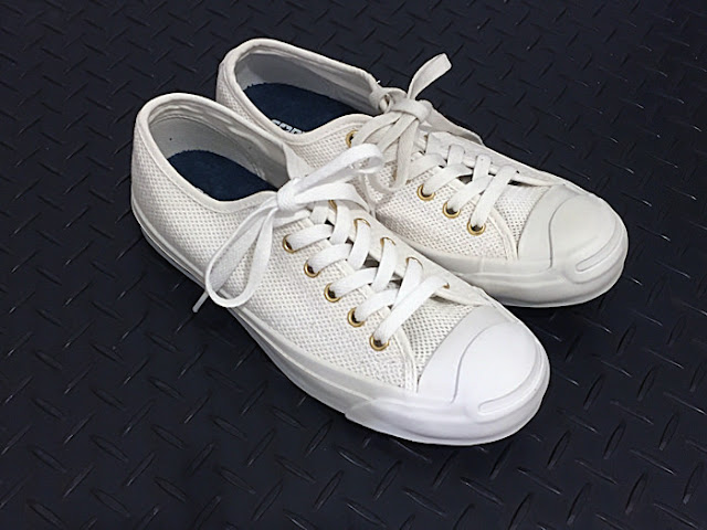 CONVERSE JACK PURCELL COTTON-MESH