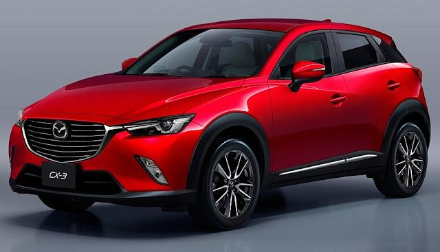 SUV Kompak - Mazda CX-3
