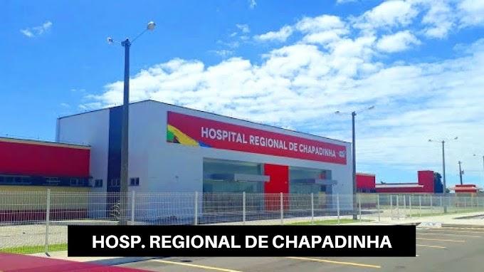 Após reivindicação do deputado Paulo Neto, Hospital Regional de Chapadinha ganha mais 07 novas cadeiras de hemodiálise.