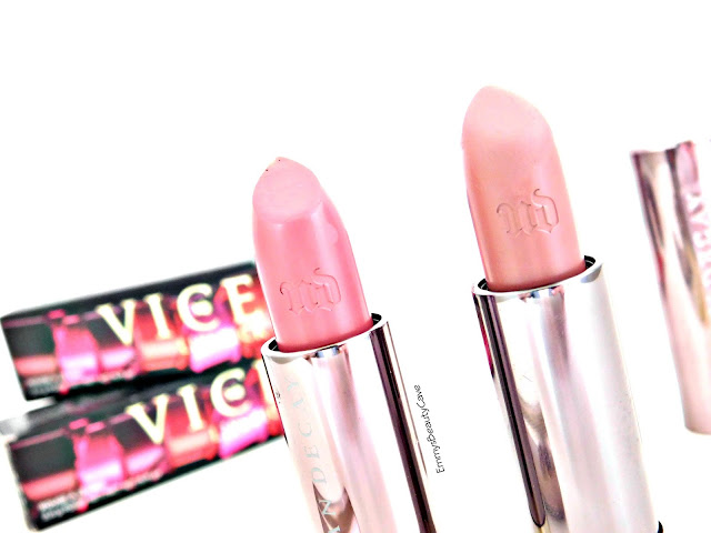 Urban Decay Vice Lipsticks BackTalk, Urban Decay Vice Lipstick Oblivion