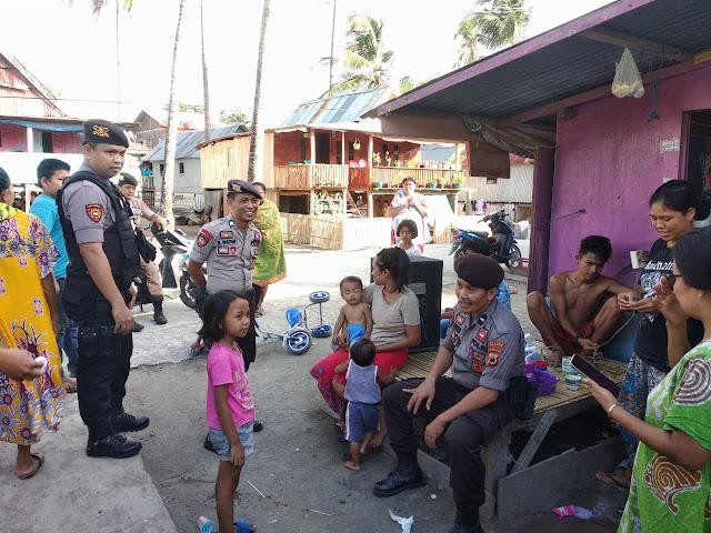 Cegah Pencurian, Polres Kepulauan Selayar Gencar Laksanakan Patroli Jalan Kaki