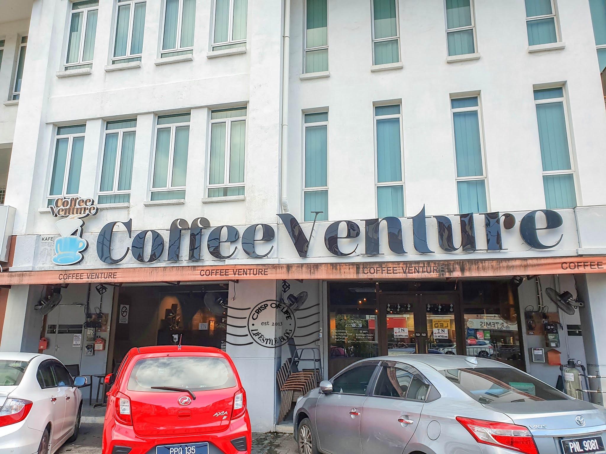 Coffee Venture @ Raja Uda, Butterworth, Penang