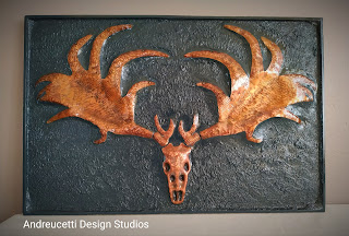 Andreucetti, richard Andreucetti, andreucettidesign, irish artist, metalwork artist