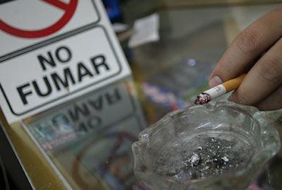 Fumador pasivo candidato hipertensión