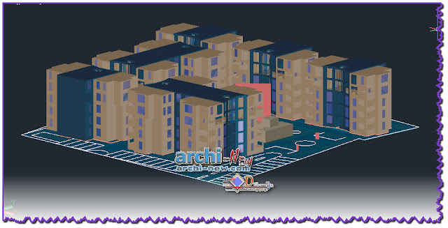 download-autocad-cad-dwg-file-family-super-multi-buildings